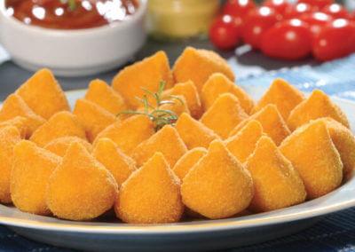 Mini Coxinha Pré Frita