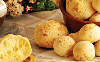 Pão de queijo Freskimassas
